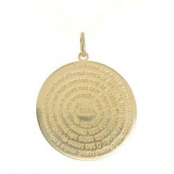 Medalha Pai Nosso