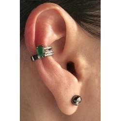 Piercing  Verde
