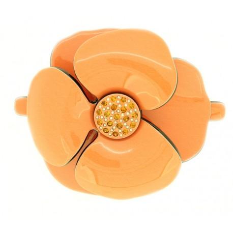 Flor Laranja Pequena
