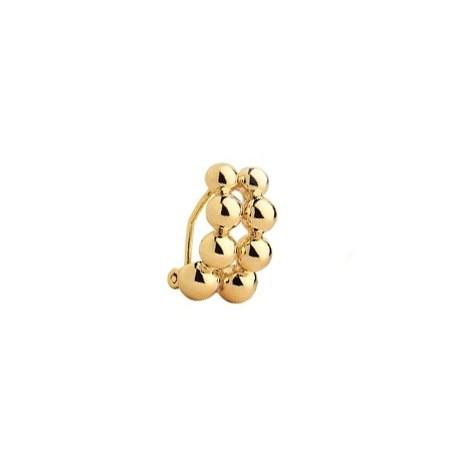 Piercing Bolinhas Douradas