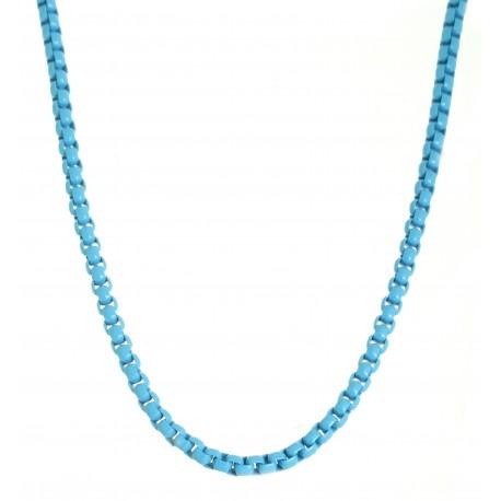 Corrente Esmaltada Azul