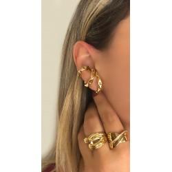 Piercing Juliette Dourado