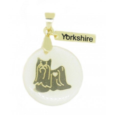 Pingente Yorkshire